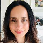 Bloggare     Sara  Ghannad  - Influencer.