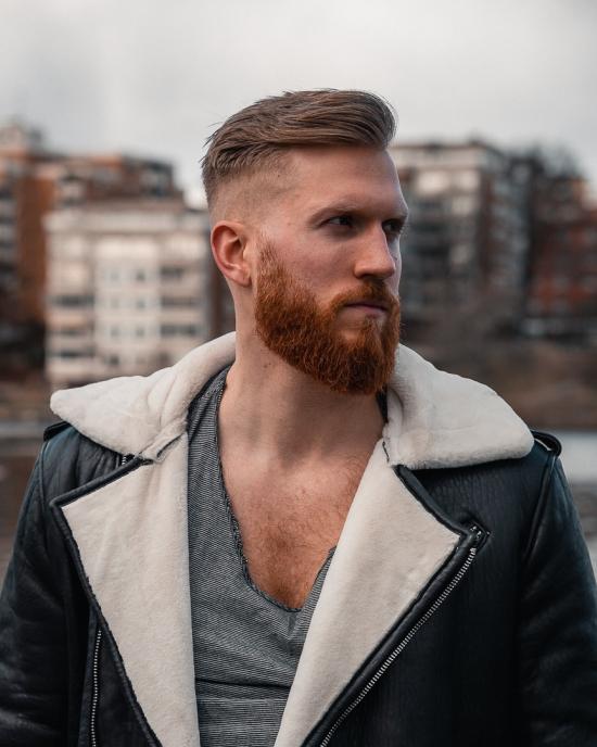 Bloggare  Oskar Gudmundsson - Beardmodel.